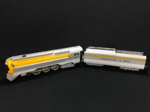 Clarence Center Train Collection Auction
