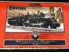 Lionel New York Central Mikado 2-8-2 Steam Locomotive and Tender #18079 - With Original Box