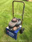 Campbell Hausfeld 1750 PSI Gas Pressure Washer, with hose & wand, 6hp engine runs good, pump appears good, unknown operating condition