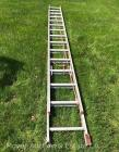 Werner 20ft. Aluminum Extension Ladder, type III, appears good condition