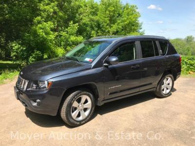 2014 Jeep Compass Latitude, 4x4, 56,900 miles, automatic, current NYS inspection, good title, VIN#: 1C4NJDEB4ED693949
