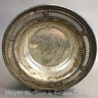 "H.R. Morss & Co. Sterling Silver Bowl - Marked ""X300"" - 9 1/4"" Round - 7.32 Tr. Oz."