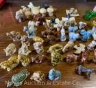 Collection of 32 Wade porcelain animals & others