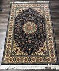"Duruder Oriental Carpet, wool on cotton rug, 50"" x 74"", Ref No 21010989"