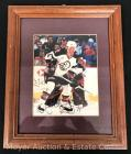 Jay McKee Buffalo Sabres Autographed Photograph, framed, 13x17""