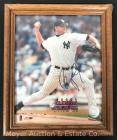NY Yankees Roger Clemens Signed Photograph 8x10