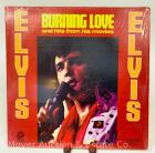 "Elvis Record Album: ""Burning Love and hits from his movies Vol. 2"", Picwick/Camden CAS-2595, stereo 1972"