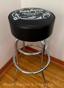 Ford Motor Co. Shop Stool, like-new