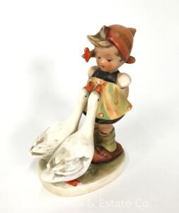 "Hummel Figure ""Goose Girl"" #47 3/0, 4 1/4""tall, excellent condition"
