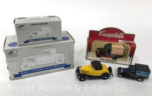 2 Hemmings Motor News Die-Cast Cars and Other Die Cast Collectables
