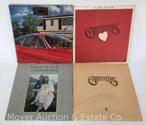 4 Carpenters Record Albums