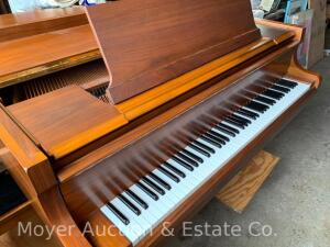 Howard/Kawai Baby Grand Piano, No. 330, Serial # 479771, Excellent Condition (moved from Canterbury Woods to our warehouse-preview by appointment)