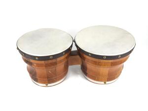 Bongo Drums, unmarked