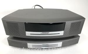 Bose Wave Music System, CD/Radio, with remote control, works