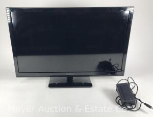 "Insignia 24"" LED TV, model NS-24E200NA14, works, no remote"