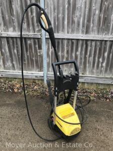 Karcher 330 Electric Pressure Washer, condition unknown