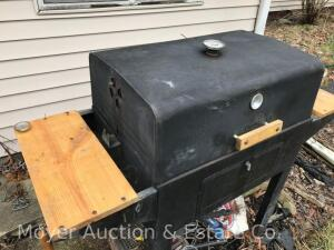 Char-Broil Grill/Smoker with cover