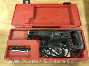 Craftsman Sawzall with Case