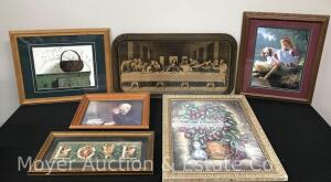 Group of Decorative Prints and Pictures