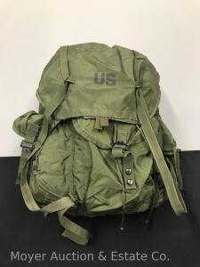US Military Backpack, Good Condition