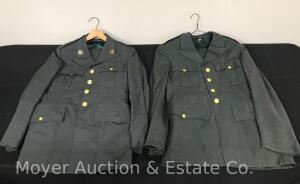 Pair of US Military Dress Uniforms