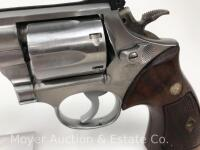 "Smith & Wesson 68-2, .38 Special, Manufactured for the Los Angeles Police, Originally model 67, factory stamped over ""8"", Includes paperwork - 5"
