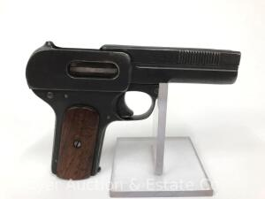 Dreyse M1907, 7.65mm(.32 acp), Overall good condition, comes with one magazine
