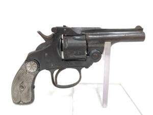 Eibar 1925 Top Break Revolver, .32 S&W