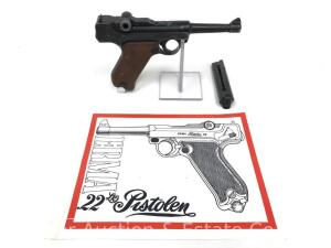 Erma-Werke LA-22, .22L, Includes Two Magazines and Reproduction Manual