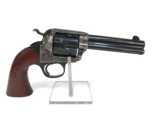 A. Uberti, Cattleman, .38-40, Appears overall in excellent condition