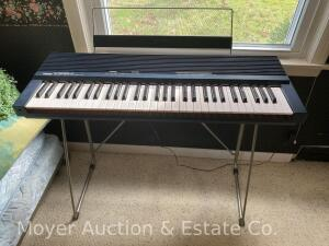 Yamaha Portable Piano, model YPR-1, with stand