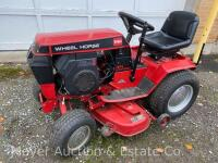"Wheel Horse 314 Garden Tractor with 42"" Mower Deck & Rear Bagger, exc. condition-160 hours, Kohler Command 14 engine & 8 speeds, starts & runs good - 7"