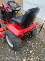 "Wheel Horse 314 Garden Tractor with 42"" Mower Deck & Rear Bagger, exc. condition-160 hours, Kohler Command 14 engine & 8 speeds, starts & runs good - 8"