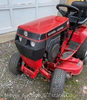 "Wheel Horse 314 Garden Tractor with 42"" Mower Deck & Rear Bagger, exc. condition-160 hours, Kohler Command 14 engine & 8 speeds, starts & runs good - 9"