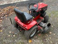 "Wheel Horse 314 Garden Tractor with 42"" Mower Deck & Rear Bagger, exc. condition-160 hours, Kohler Command 14 engine & 8 speeds, starts & runs good - 12"