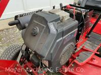 "Wheel Horse 314 Garden Tractor with 42"" Mower Deck & Rear Bagger, exc. condition-160 hours, Kohler Command 14 engine & 8 speeds, starts & runs good - 19"