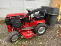 "Wheel Horse 314 Garden Tractor with 42"" Mower Deck & Rear Bagger, exc. condition-160 hours, Kohler Command 14 engine & 8 speeds, starts & runs good - 29"