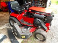 "Wheel Horse 314 Garden Tractor with 42"" Mower Deck & Rear Bagger, exc. condition-160 hours, Kohler Command 14 engine & 8 speeds, starts & runs good - 31"