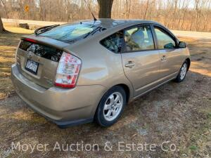 2006 Toyota Prius with 88,373miles, one owner, runs good, newer battery, VIN # JTDKB20U363164349 (added from a Lancaster estate)