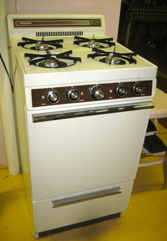 Premier apartment-size gas stove