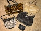 Group of womans purses & bags, see picture, (bid is for group)