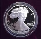 1990 American Eagle proof silver 1oz. coin