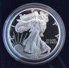 1996 American Eagle proof silver 1 ounce coin