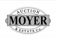 5. Pickup address will be emailed to winning bidders with their invoice.  To avoid missing emails, allow Randy@MoyerAuction.com into your inbox.  Please print your invoice & bring to pickup with payment.  Pickup is Saturday April 2 from 10am til 1pm. or by appt.  6. Auctioneer reserves the right to reject bids from anyone not complying with the terms & conditions of auction. 7. Bidding: When you bid your maximum, the current bid price doesn't automatically go to your max bid.