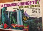 Mattel 'Strange Change Toy' featuring The Lost World
