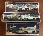 3 HESS Trucks - air related
