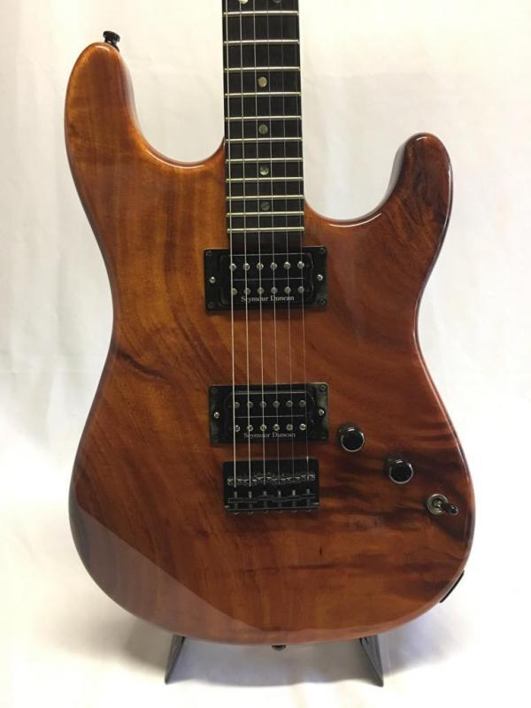FENDER STRATOCASTER WARMOTH CUSTOM ELECTRIC guitar - Current price: $240