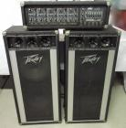 PEAVY XR500 PA SYSTEM - 400watts