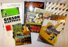 9 GUITAR BOOKS