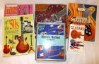 6 GUITAR BOOKS